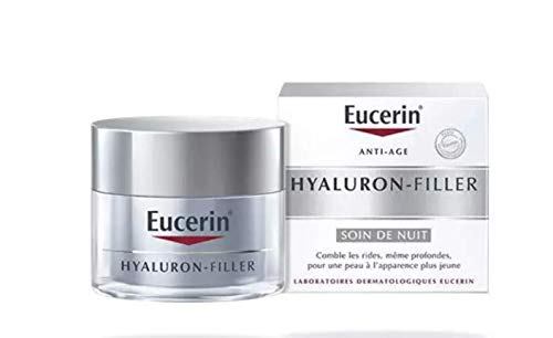 Eucerin Hyaluron Filler Anti-aging Anti-wrinkle Night Cream 50ml by Eucerin
