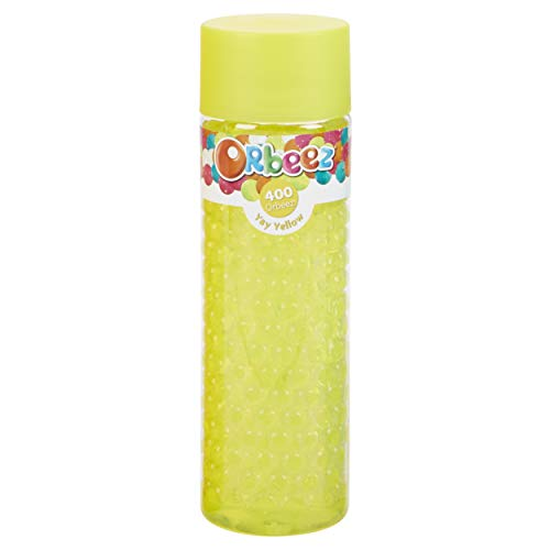 Orbeez Grown Yellow Refill for Use with Crush Playset