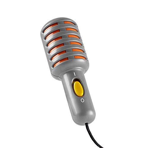 Chicco Microfono Happy Tab 2017 It 507, Colore Marrone, 8058664088669