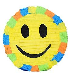 Smiley Face Pinata