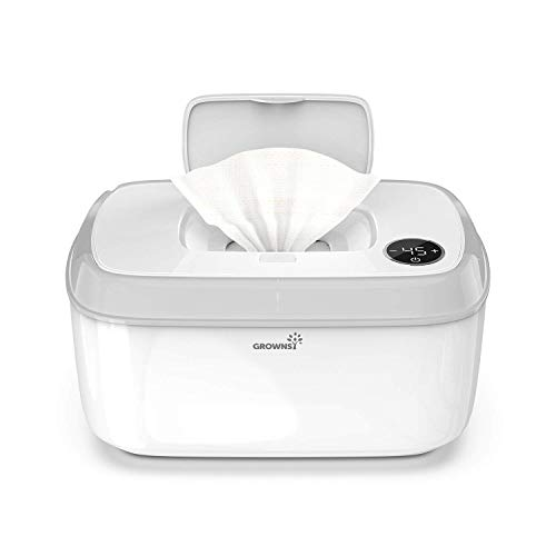 Product Image of the Wipe Warmer, Baby Diaper Wipes Dispenser Holder BPA-Free with Precise...