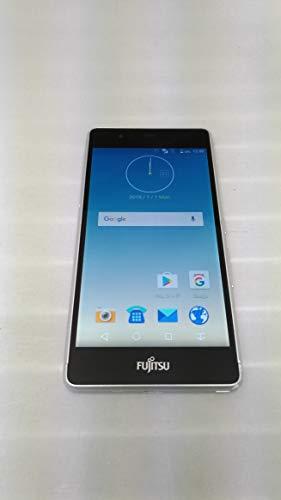 富士通 SIMフリースマートフォン arrows M03(ホワイト) FARM06106(M03ホワイト)