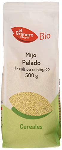 GRANERO INTEGRAL Mijo Pelado Biologico, 500 gr