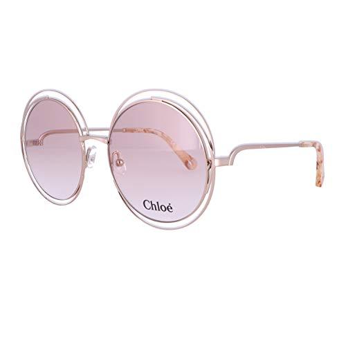 Chloe CE2152, Occhiali Donna, Rose Gold, Standard