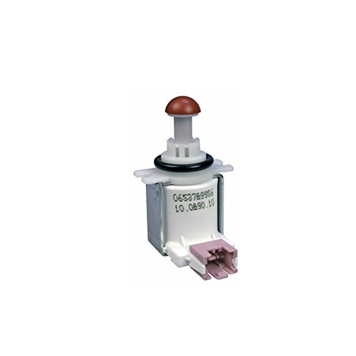 Bosch Siemens 611316 ORIGINAL Ventil Ablaufventil an Wärmetauscher Regenerierdosierung für Spülmaschine Geschirrspüler