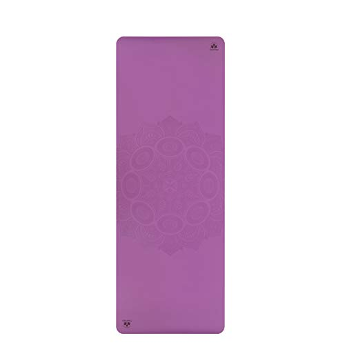 Clever Yoga Premium Non-Slip Yoga Mat For kids (6-10). Unbeatable Performance on Grippy Wide and Tall Yoga Mat, Made From...