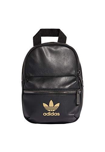 adidas Originals Rucksack BP MINI PU FL9629 Schwarz, Size:ONE SIZE