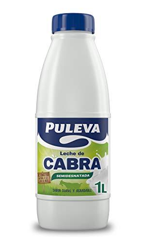 Puleva Leche de Cabra Semidesnatada - 1 l