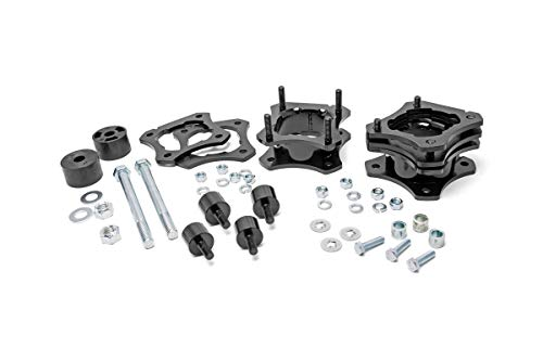 Rough Country 2-3' Leveling Kit compatible w/ 2007-2019 Toyota Tundra 4WD Suspension System 870