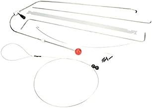 Datouya 1 Set Snelle Car Lock Opener, roestvrijstalen Lock Pick Tool Set