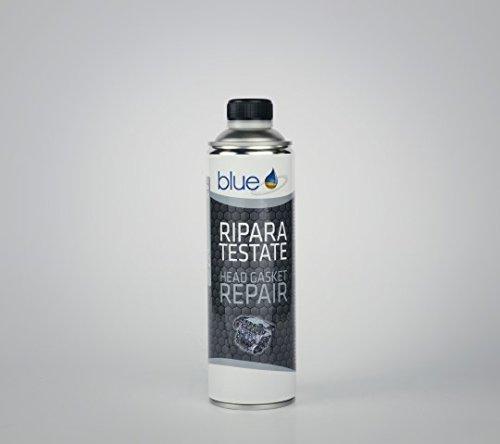 Additivi Blue Ripara Testate - Ripara Crepe Blocco Motore - Ripara Crepe guarnizioni - Ripara fughe del radiatore - 500 ml