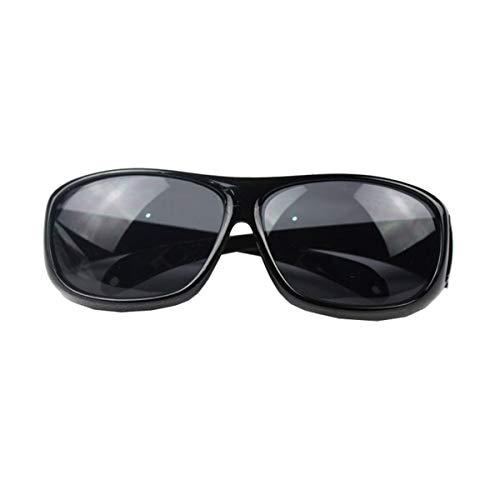 Greatangle-UK Gafas de Motocicleta con Vista Nocturna, Gafas de Sol para Caza, Tiro, Gafas Airsoft, protección Ocular para Hombres, Gafas de Moto a Prueba de Viento