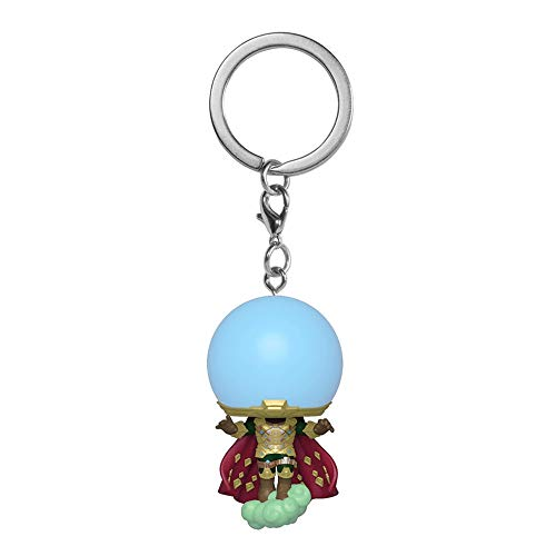 Funko Pocket Pop Keychain: Spider-Man Far from Home - Mysterio Bobble-Head 39363