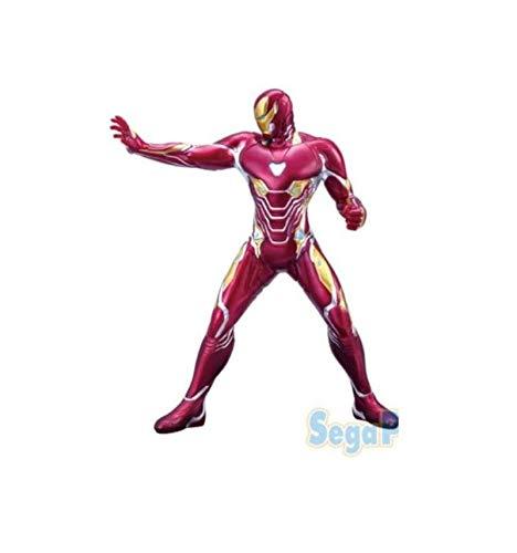 JAPAN OFFICIAL Avengers Infinity War Figure Iron Man Mark 50Marvel Cinema LPM Premium Limited