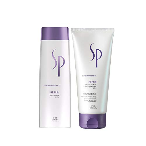 Wella SP Repair Set Shampoo 250ml + Conditioner 200ml