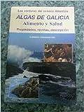 Algas de Galicia, alimento y salud