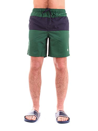 Fred Perry S3501 Seeshorts Harren Green XS