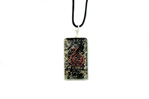 Orgonit Schutz Amulett - Turmalin 426