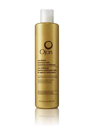 Ojon Rare Blend Moisture-Rich Cleansing Conditioner (For Dry or Breakage Prone Hair)...