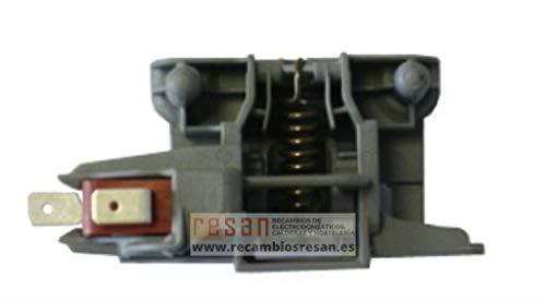 INDESIT - Mecanismo Cierre lavavajillas Indesit IDL-50 GRIS