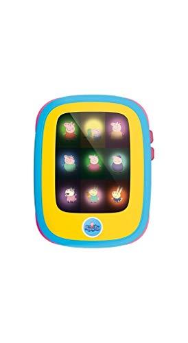Liscianigiochi 80236 Peppa Pig Baby Tab Play and Learn