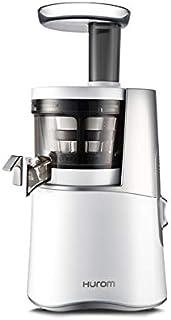 ヒューロム スロージューサー HUROM H26-WS17(ホワイトシルバー)| スロージューサー ジューサー ミキサー フローズン ジュース スムージー