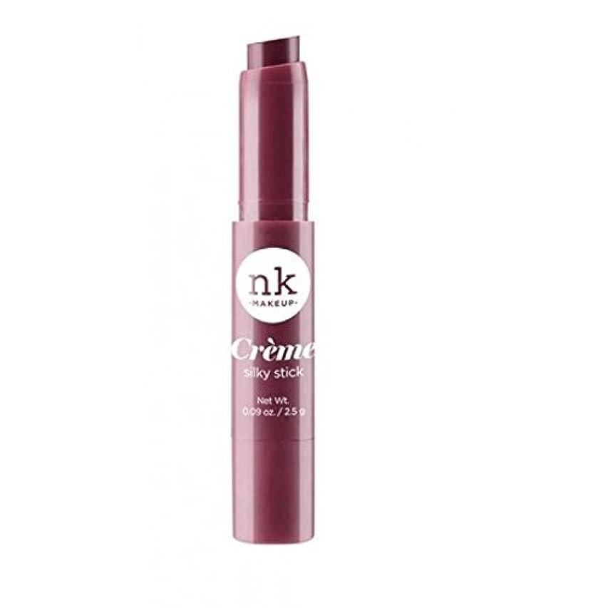 バッチ適度に病(3 Pack) NICKA K Silky Creme Stick - Au Chico (並行輸入品)