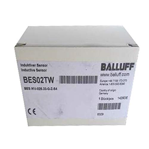 Carus Tool BALLUFF BES IKV-025.23-G-Z-S4(BES02TW) Inductive Ring and Tube Sensors PNP