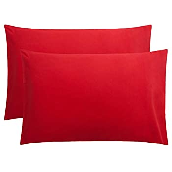 Best red pillow cases Reviews