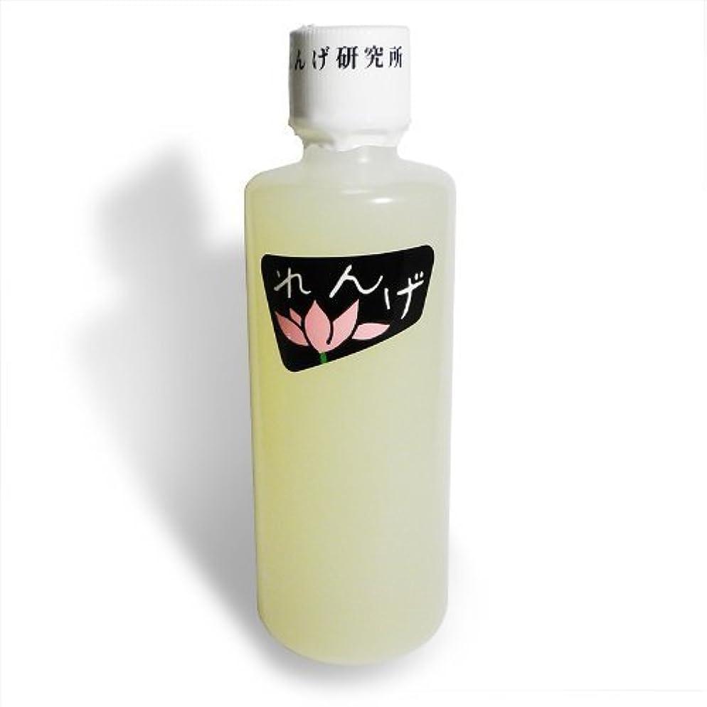 単なる不毛のコーンれんげ研究所 れんげ化粧水 140cc×3本