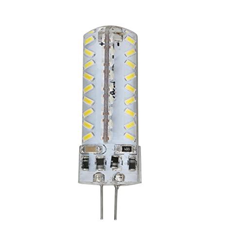 G10 Ledg4 Led Light 3014Smd 1.5W 5W Ac220V Evidenzia Lampada In Silicone Piccola Luce Di Mais-220 V Bianco Caldo._24 Light-1.5W