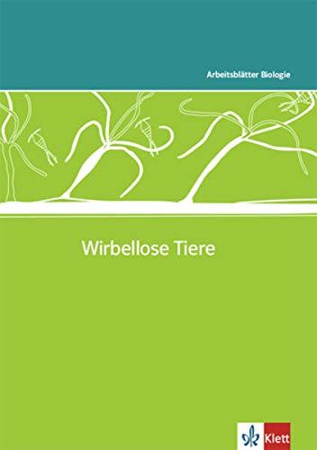 Wirbellose Tiere: Kopiervorlagen mit CD-ROM Klassen 5-10 (Arbeitsblätter Biologie)