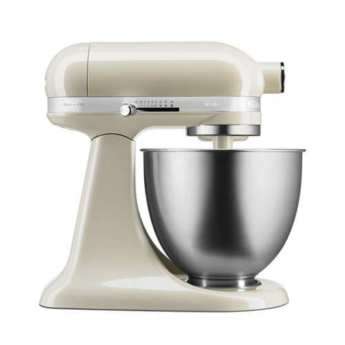 Kitchenaid Artisan 3.3L Stand Mixer Almond Cream 5KSM3311XBAC