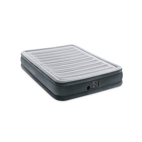 Intex Comfort Plush Mid Rise Dura-Beam Airbed with Internal...