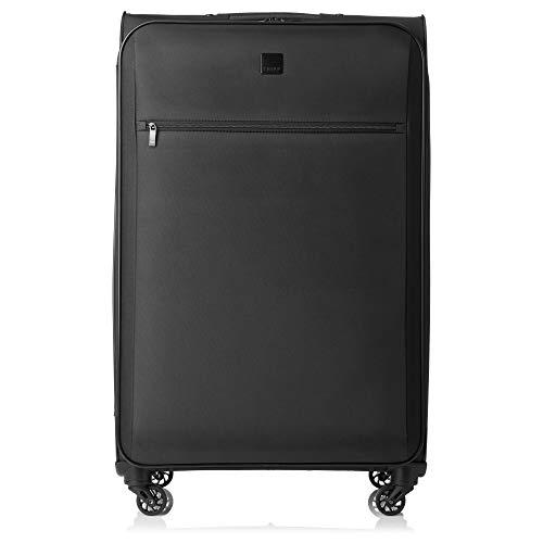 Tripp Black Full Circle 4 Wheel Large Suitcase