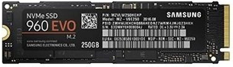 Samsung SSD 960 EVO NVMe M.2 250GB 3200/1500MB/s, V-nand, MZ-V6E250BW (3200/1500MB/s, V-nand)
