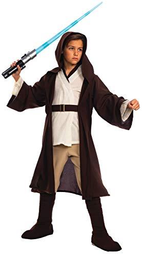 Charades Child's Star Wars Deluxe OBI Wan Kenobi Costume, Small