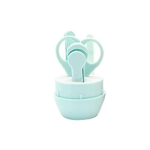 IUwnHceE Baby-maniküre-Set Von Arrnew | 4-in-1-baby-pflege-set Mit Bären-Fall, Babynagelknipser, Schere, File & Tweezer | Baby Nail Care Kit