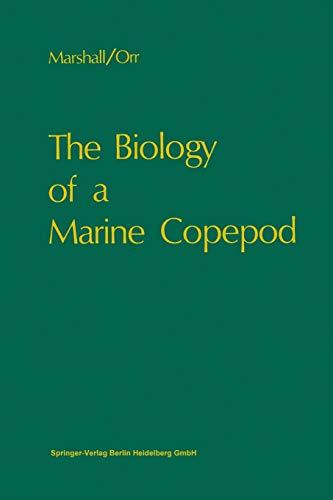The Biology of a Marine Copepod: Calanus finmarchicus (Gunnerus)