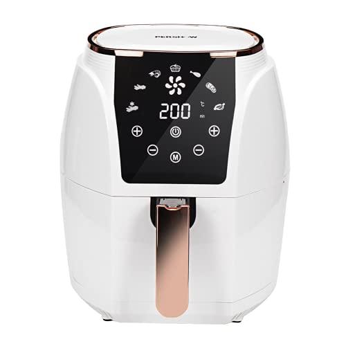 KHFJ Low Fat Oven5.5L Multipurpose Air Fryer Oil Free Non-stick Temperature Timing ControlGrilling