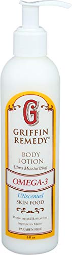 Griffin Remedy, Omega 3 Skin Food Lotion, 8 Ounce