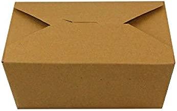 Inno-Pak 191368623#8 Inno-Box, Kraft, 6