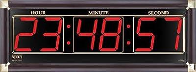 Ajanta Quartz LED Clock (OLC-1050-DX)