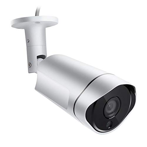 CCTV de visión Nocturna, cámara de Buena artesanía a Prueba de Polvo, antiinterferencias para jardín, Seguridad en el hogar, Monitor al Aire Libre, Uso en la Oficina en el hogar