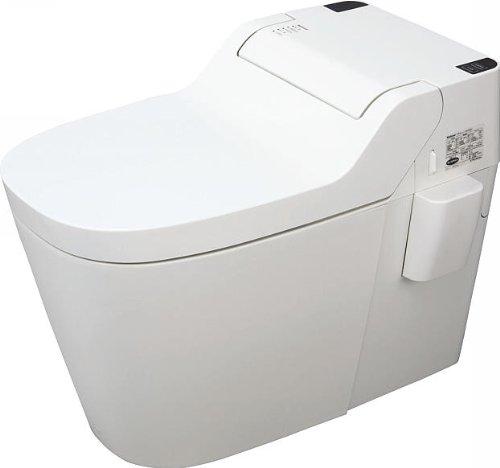 全自動おそうじ トイレ アラウーノS パナソニック Panasonic  XCH1101WS (CH1101WS+CH110F) ホワイト 床排水 標準タイプ 便器+配管セット タンクレス