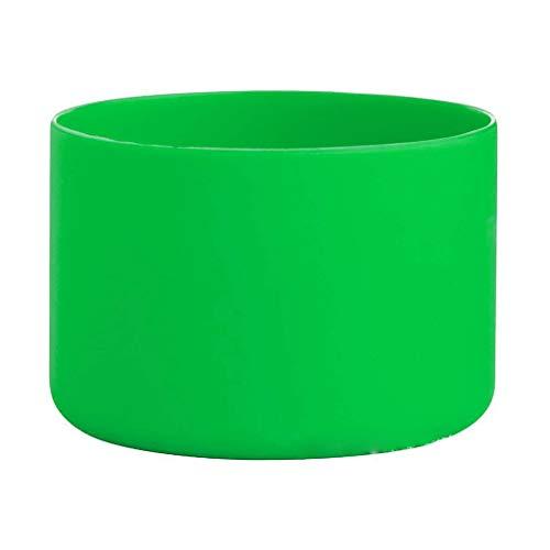 JOYKK siliconen tuit voor draagbare fles, roestvrij staal, 32 - groen
