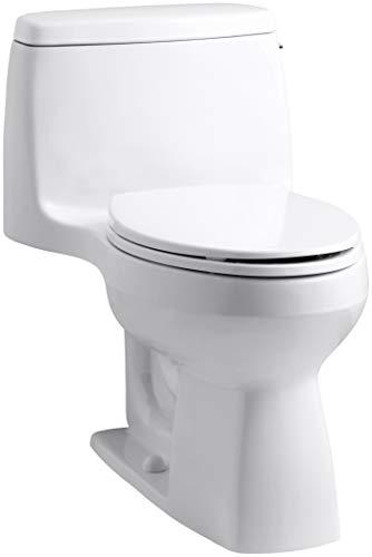 KOHLER 3810-RA-0 Santa Rosa Toilet, White