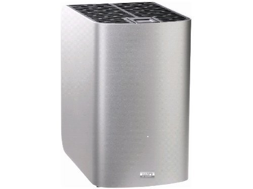 WD My Book Thunderbolt Duo 4TB External Dual Hard Drive Storage with RAID (Renewed)