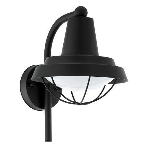 Eglo 94862 Außenleuchte Außenlampe Colindres 1 28,5 cm Schwarz E27