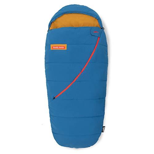 Qeedo Buddy Junior Saco de Dormir para niños, Momia, Soft T